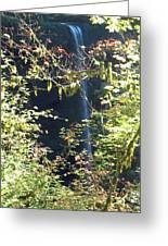 Sunlite Silver Falls Greeting Card