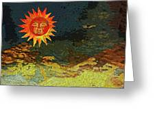 Sunny 1 Greeting Card