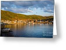 Sunny Bay Greeting Card