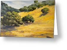 Sunny Hills Greeting Card