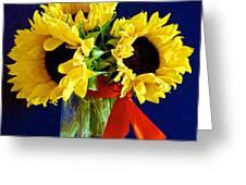 Sunny Trio Greeting Card