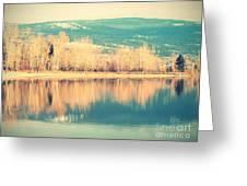 Sunoka In January 3 Greeting Card