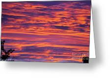 Sunrise #2 Greeting Card
