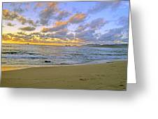Sunrise 6901 Greeting Card