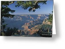 Sunrise At The North Rim Greeting Card