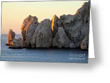 Sunrise Cabo 3 Greeting Card