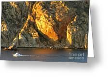 Sunrise Cabo 4 Greeting Card
