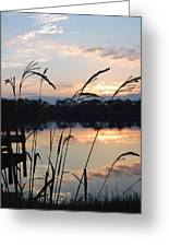 Sunrise In Grayton 3 Greeting Card