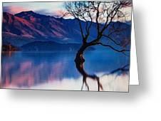 Sunrise In Slovenia Greeting Card