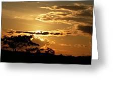 Sunrise Over Fort Salonga4 Greeting Card