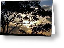Sunrise Over Fort Salonga6 Greeting Card