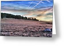 Sunrise Over Ft. Apache Greeting Card by Lynn Geoffroy