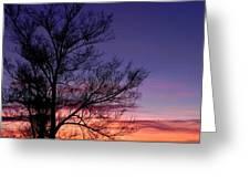Sunrise, Sunrise Greeting Card