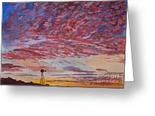Sunrise / Sunset Greeting Card