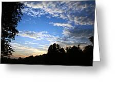 Sunrise Sunset Greeting Card