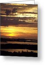 Sunset 0001 Greeting Card
