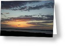 Sunset 0008 Greeting Card
