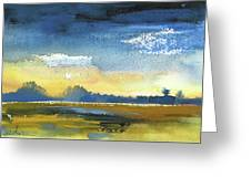 Sunset 31 Greeting Card