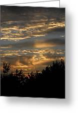 Sunset Bay 7 Greeting Card
