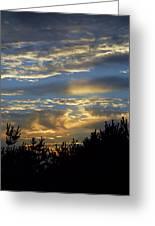 Sunset Bay 8 Greeting Card