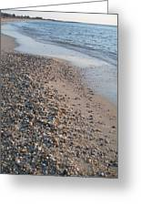 Sunset Beach Cape May Nj Greeting Card