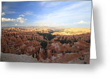 Sunset Colours Bryce Canyon 2 Greeting Card