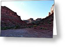 Sunset Tour Valley Of The Gods Utah 07 Greeting Card