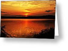 Sunset Xxiii Greeting Card