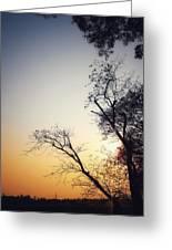 Sunset3 Greeting Card