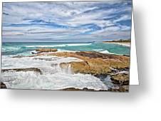 Sunshine Beach, Noosa Greeting Card