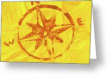Sunshine Directions Greeting Card
