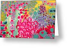 Sunshine Garden Greeting Card