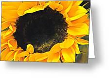 Sunshine On My Mind Greeting Card