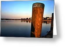 Sunshine On Onset Bay Greeting Card
