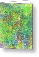 Super Star Clusters Universe #542 Greeting Card