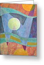 Superposition II Greeting Card