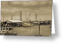 Surf City North Carolina Greeting Card