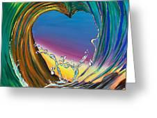 Surf Love Clark Little By Luke Greeting Card