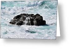Surf No. 134-1 Greeting Card