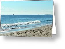 Surf Sounds 2 Greeting Card
