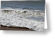 Surfer 53 Greeting Card