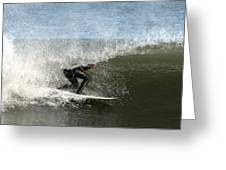 Surfing 151 Greeting Card