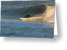 Surfing 79 Greeting Card