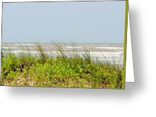 Surfside Dunes Greeting Card