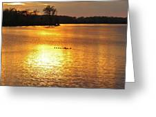 Surise-sunset 4 Greeting Card