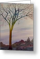Surreal Tree No. 2 Greeting Card