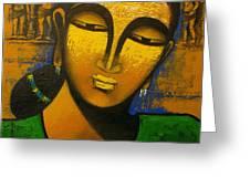 Sursundari 3 Greeting Card