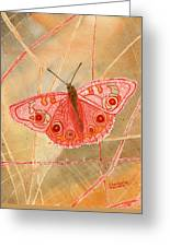 Survival Butterfly Greeting Card