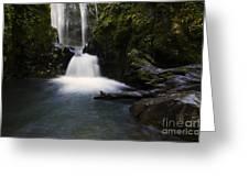 Susan Creek Falls Oregon 2 Greeting Card
