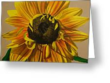 Susanna's Sunflower Greeting Card